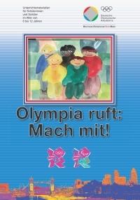 """09. Unterrichtsmaterialien: """"Olympia ruft: Mach mit! London 2012"""""""