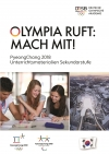 "02. Unterrichtsmaterialien Sekundarstufe: ""Olympia ruft: Mach mit!"" PyeongChang 2018"
