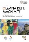 """02. Unterrichtsmaterialien Primarstufe: """"Olympia ruft: Mach mit!"""""""