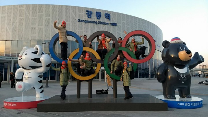 20180214 Olympische Ringe Gangneung