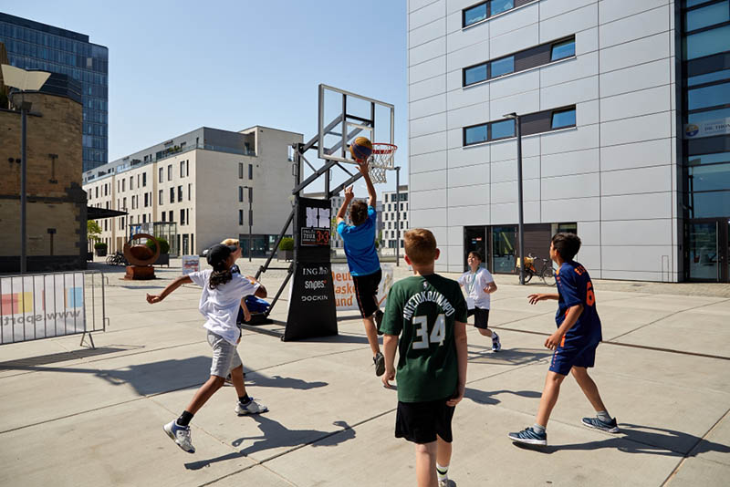 3x3 Basketball (Deutscher Basketball Bund)